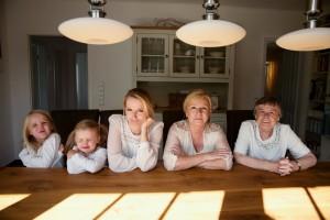 Familienfotos als Familienreportage
