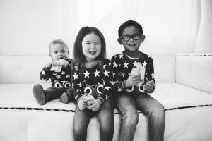 Familienfotos im Reportagestil